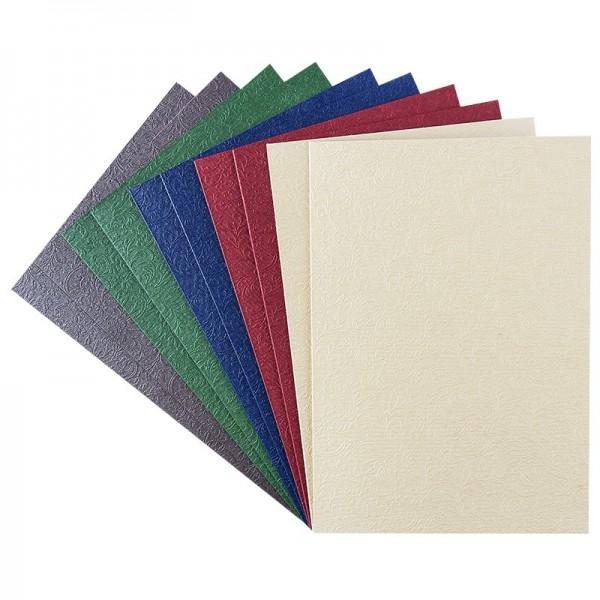 """Grußkarten """"Prag"""", B6, kräftige Farbtöne, inkl. Umschläge, 10 Stück"""