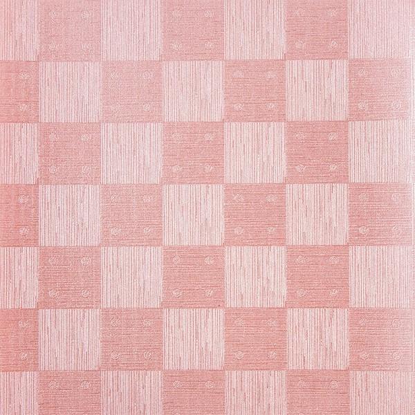 Design Faltpapiere, Karo-Design, 10 x 10 cm, 100 Blatt, rosa
