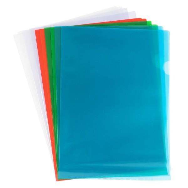 PP-Sichthüllen für A4 Dokumente, 10 Stück