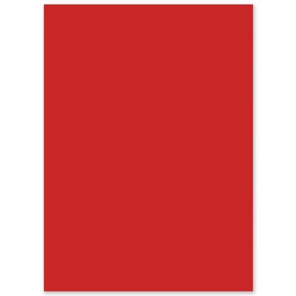 Paraffinbeschichtetes Transparentpapier, DIN A4, rot, 120g/m²