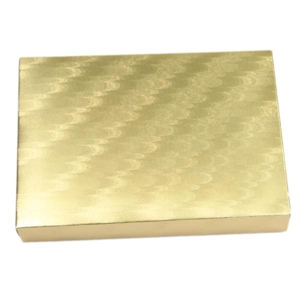 Geschenkbox, B6, folienveredelt, gold