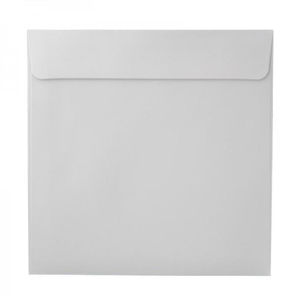 Umschläge, selbstklebend, 17 x 17 cm, weiß, 20er Set