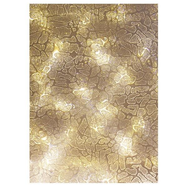 Lichteffekt-Folie, Natur, DIN A5, 10 Stück
