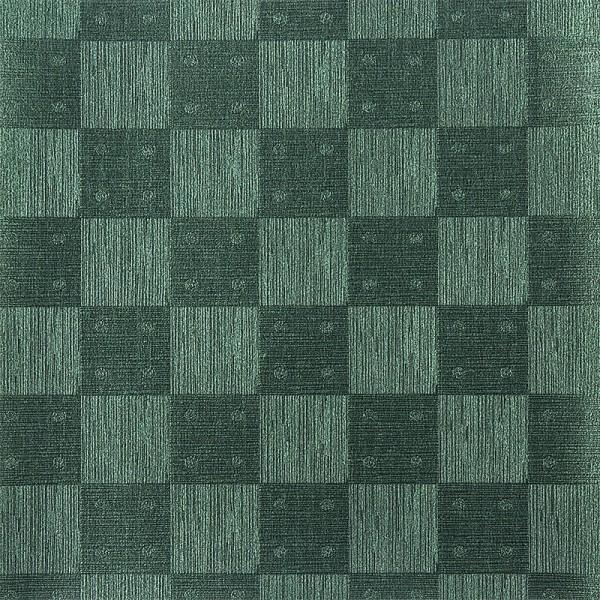 Design Faltpapiere, Karo-Design, 10 x 10 cm, 100 Blatt, dunkelgrün