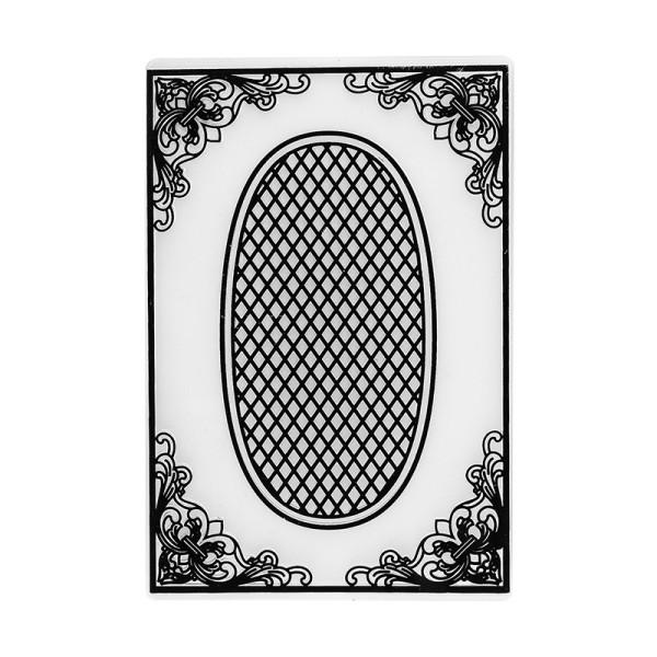 Prägeschablone, Hintergrund 2, 15cm x 10cm