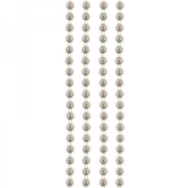 """Premium-Schmuck-Bordüren """"Bracelet 5"""", selbstklebend, 29cm, gold"""