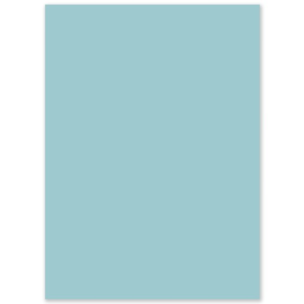 Paraffinbeschichtetes Transparentpapier, DIN A4, hellblau, 120g/m²