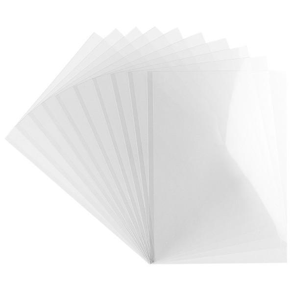 Windradfolien, DIN A4, 200µ, 10 Bogen