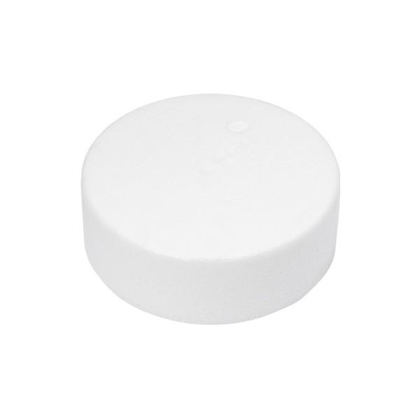 Styropor-Podest, rund, Ø15 cm, 5 cm hoch