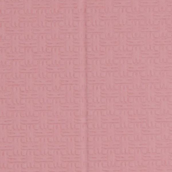10er Grußkarten-Set, Flecht-Optik, 16x16cm, inkl.Umschläge, rosa