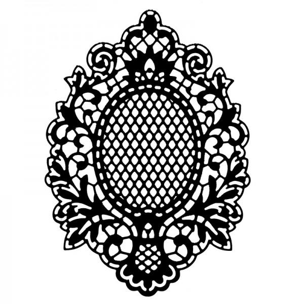 Stanzschablonen, Kartenaufleger 1, 13cm x 9,4cm