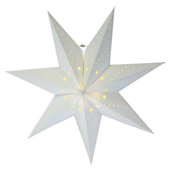 """3-D Leucht-Stern """"Nathalie"""", mit Magnetverschluss, Ø42cm"""