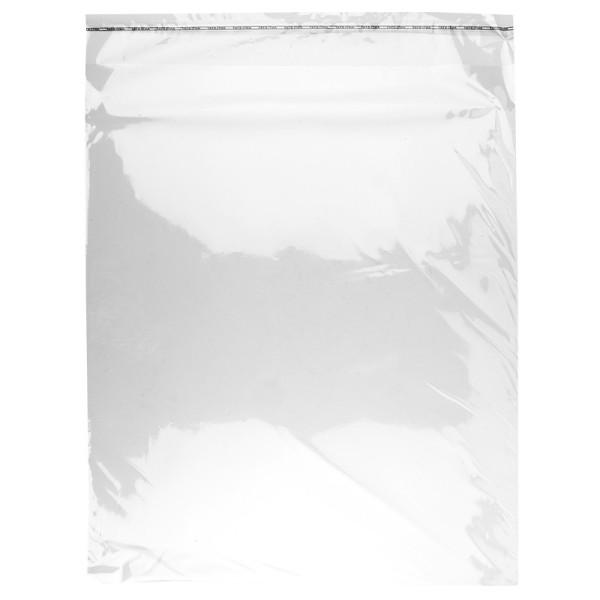 Schutzhüllen/Klarsichtbeutel, 40cm x 50cm, selbstklebend, 100 Stück