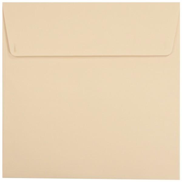 Umschläge, selbstklebend, 17 x 17 cm, rosé, 20er Set