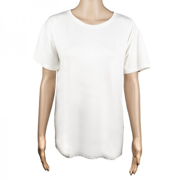 Damen-T-Shirt, Größe XXL, creme