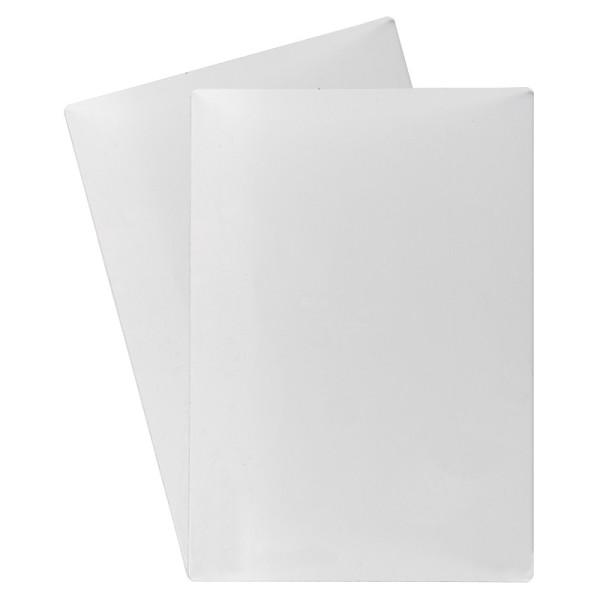 """Ersatzplatten, für die Präge- & Stanzmaschine """"Stanzfee"""", transparente Schneideplatte, 2 Stück"""