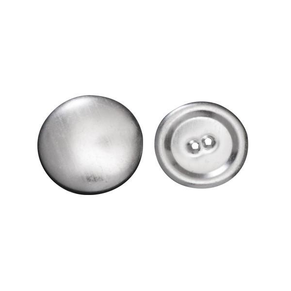 Knöpfe/Buttons ohne Öse, Ø 16 mm, 50er Set