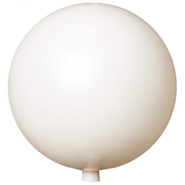 Gartenkugel, Ø 12 cm, weiß