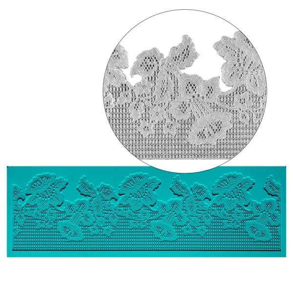 Silikon-Dekormatte, Design 27, 30cm x 10cm x 0,2cm