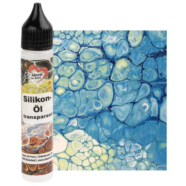 Silikon-Öl, transparent, 25ml