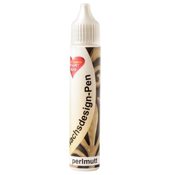 Wachsdesign-Pen, 30 ml, perlmutt