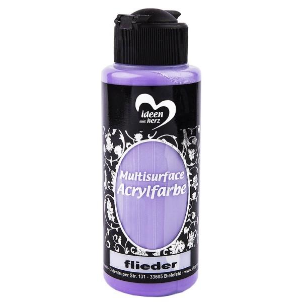 "Acrylfarbe ""Multisurface"", flieder, 120ml"