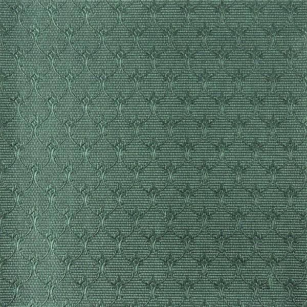 Design Faltpapiere, Ornament-Design, 10 x 10 cm, 100 Blatt, dunkelgrün