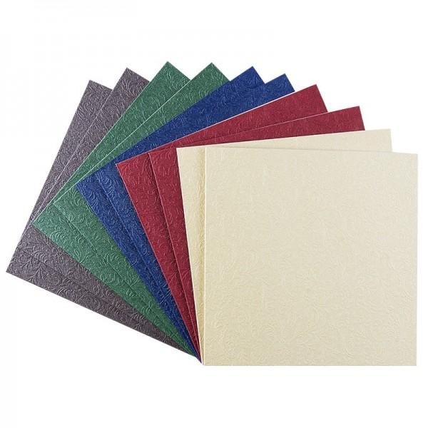 "Grußkarten ""Prag"", 11cm x 11cm, kräftige Farbtöne, inkl. Umschläge, 10 Stück"