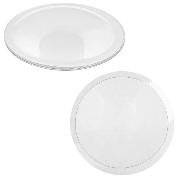Bolblister, Kreise, Ø 10cm, transparent, 10 Stück