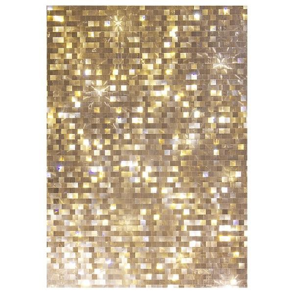 Lichteffekt-Folie, Mosaik, DIN A5, 10 Stück
