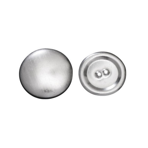 Knöpfe/Buttons ohne Öse, Ø 19 mm, 50er Set
