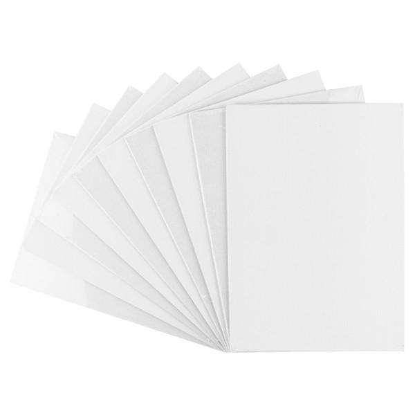 Malkartons, Akademie-Qualität, DIN A5, 10 Stück