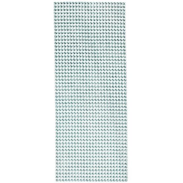 Schmuck-Netz, selbstklebend, 12 x 30 cm, türkis