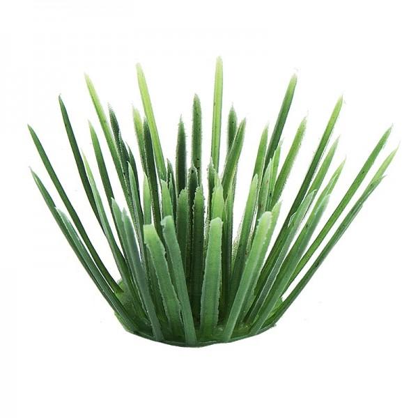 Deko-Grasbüschel, 2cm hoch, 2,5cm breit, 18g, grün
