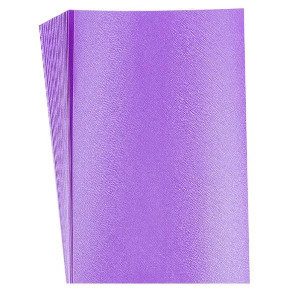 """Faltpapiere """"Nova 19"""", 10x15cm, 50 Stück, violett"""