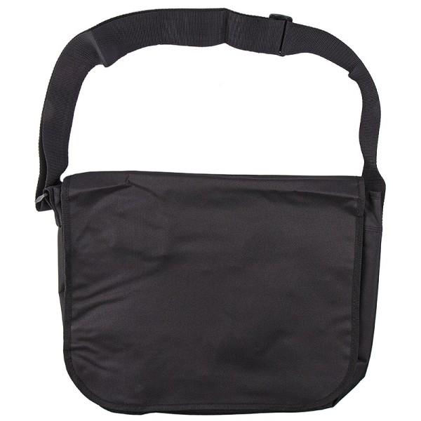 """Tasche """"Lisa"""", Polyester, 40,5cm x 33cm x 11cm, schwarz"""