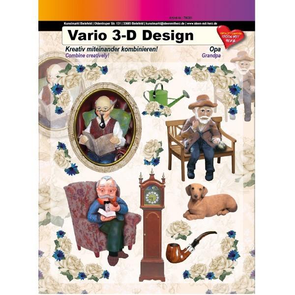 Vario 3-D Design, Opa