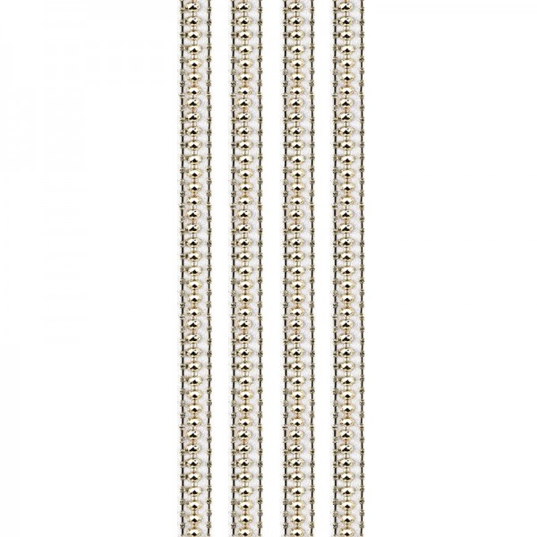 "Premium-Schmuck-Bordüren ""Glamour 1"", selbstklebend, 29cm, gold"