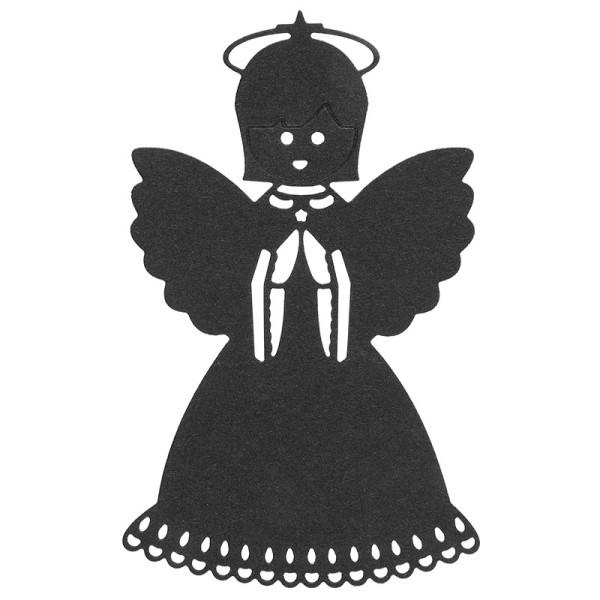 Stanzschablone, Engel, 10,3cm x 6,1cm