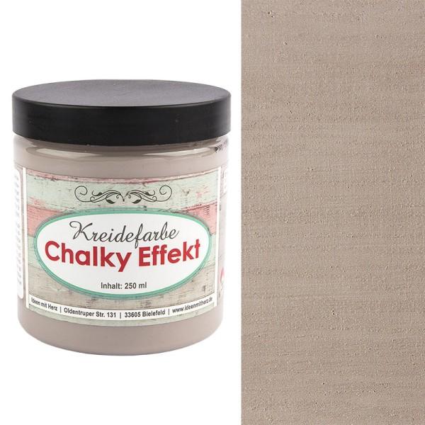 Chalky Effekt, Kreidefarbe, taupe, 250ml