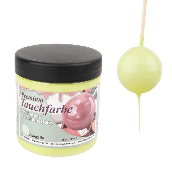 Premium-Tauchfarbe, Lindgrün, 250ml