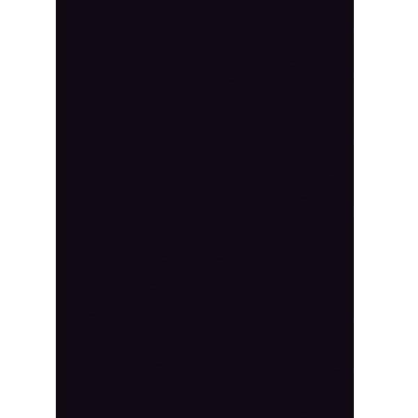 Deko-Karton, DIN A4, uni, dunkelviolett