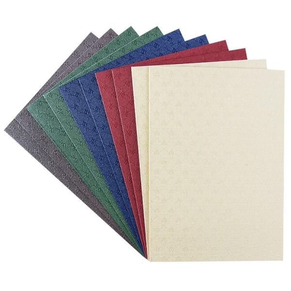 """Grußkarten """"Wien"""", C6, kräftige Farbtöne, inkl. Umschläge, 10 Stück"""