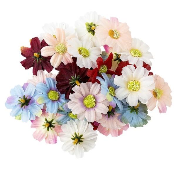 """Deko-Blüten """"Margerite"""", Ø 4cm, 10g, verschiedene Farben"""