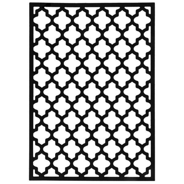 Stanzschablone, Hintergrund 1, 14,2cm x 10cm