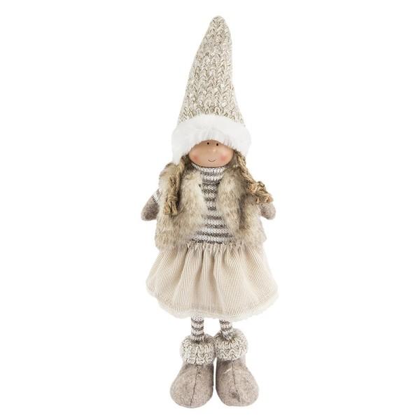 Deko-Puppe, Carolin, stehend: 42cm hoch