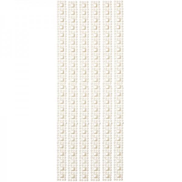 Royal-Schmuck, 6 selbstklebende Bordüren, ca. 25 cm