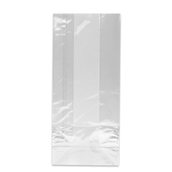 Blockbodenbeutel, 10cm x 16cm, 35,5cm hoch, 50 Stück