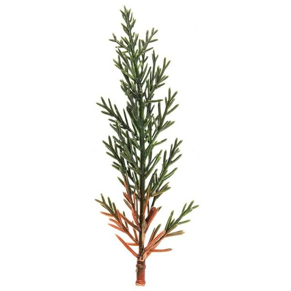 Deko-Floristik, Lebensbaum 3, 12cm lang, 30g