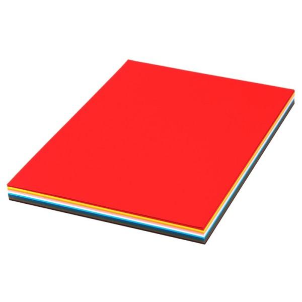 Tonpapier/Stanz-Papier, DIN A4, 130g/m², 100 Blatt